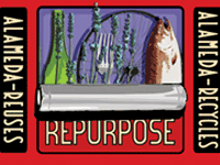 Recycle-Repurpose-Reuse Page