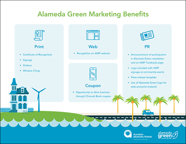 Alameda Green Marketing Benefits (JPG) Opens in new window
