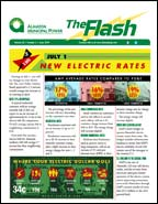 June 2019 Flash Newsletter (PDF) Opens in new window